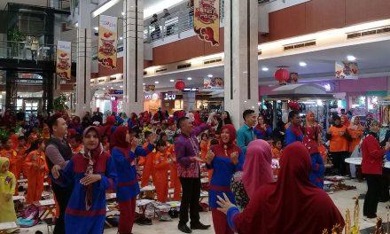 Plaza Asia Tasikmalaya Gali Potensi Ratusan Murid TK di Pekan Kreativitas