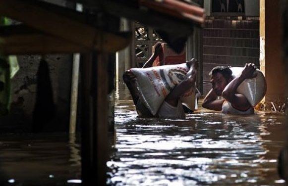 Antisipasi Banjir, Ini yang Dilakukan Polrestabes Bandung