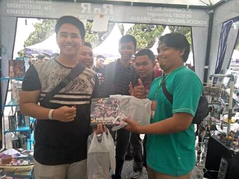 Komunitas Fukkuneko Sumedang, dari Cosplay hingga Jasa Titip Barang untuk Dijual