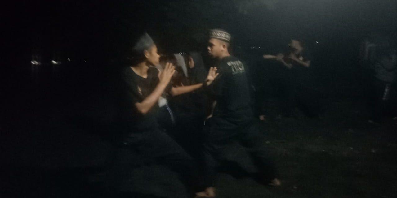 Tradisi Unik Ruwatan Tujuh Jumat Perguruan Silat TTKDH Pangandaran