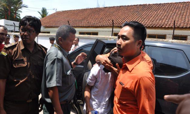 Sidang Kasus Pembunuhan Siswa SD, Polres Banjar Terjunkan Personel Dua Pleton