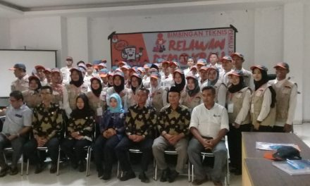 KPU Pangandaran Targetkan 80% Partisipasi Pemilih Pemilu 2019