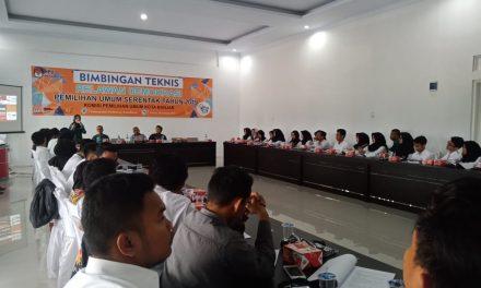 Persiapan Pemilu 2019 di Kota Banjar Sudah 70%