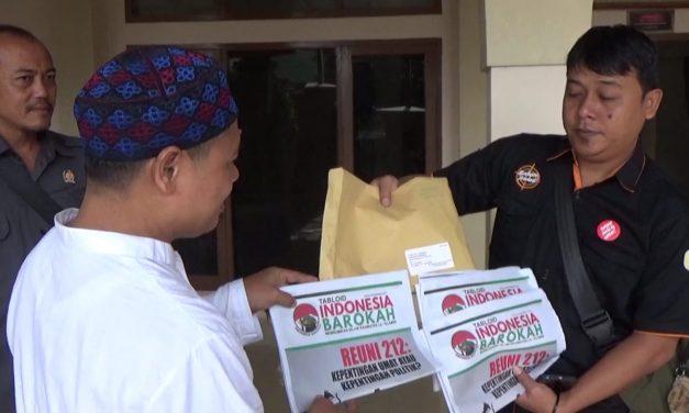 Di Kota Banjar, Tabloid Indonesia Barokah Sudah Menyebar