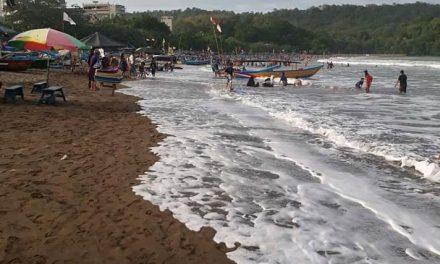 Dari Lima Objek Wisata, Pantai Pangandaran Terbanyak Dikunjungi