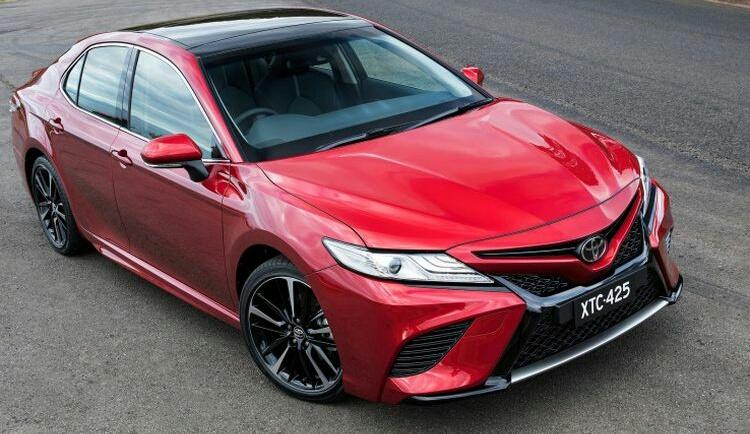 Toyota Luncurkan Camry Terbaru, Ini Bocoran Harganya