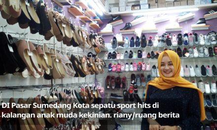 Sepatu Sport, Hits di Kalangan Anak Muda Kekinian Sumedang