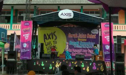 Hari Jadi SMK Muhammadiyah 1 Sumedang ke-41, Mulai Gerak Jalan hingga Pasanggiri Pop Sunda
