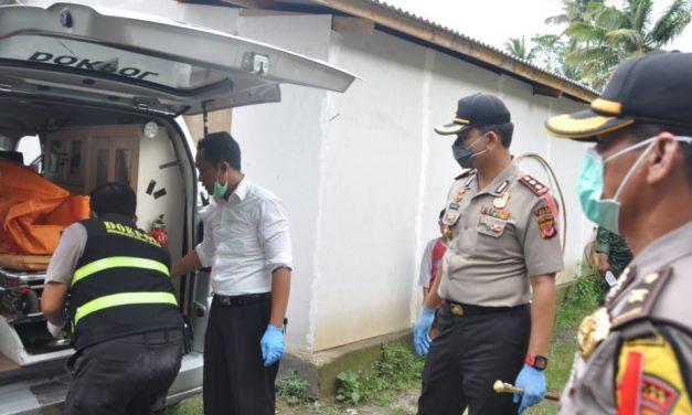 Warga Kota Banjar Geger, Kakek Tua Ditemukan Tewas Membusuk