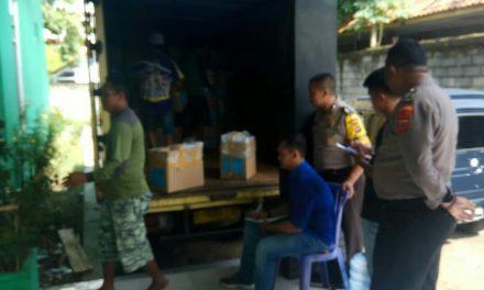 Hasil Sortir KPU Pangandaran, Ada 968 Susu Ditemukan Rusak