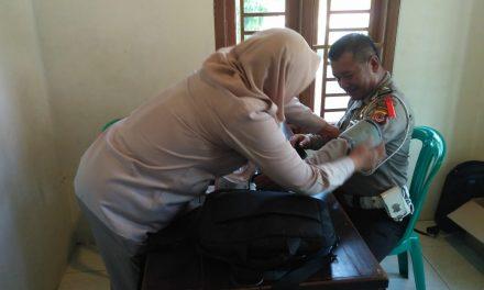 Tak Harus ke Polres Ciamis, Anggota Polisi Bisa Berobat di Pos Lantas Pangandaran