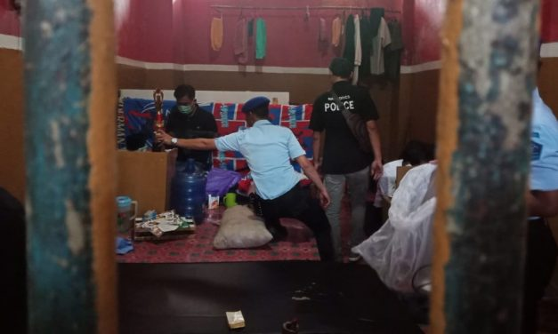 BNN Ciamis dan Satnarkoba Polres Banjar Razia Lapas Banjar, Ini yang Ditemukan