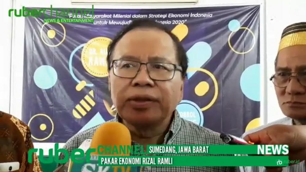 Agar Tak Dikorupsi, Rizal Ramli Usul Negara Biayai Partai Politik