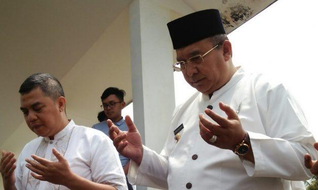 Peletakan Batu Pertama Masjid Baitul Amanah STMIK DCI, Wali Kota Tasik Bicara Imtak dan Iptek