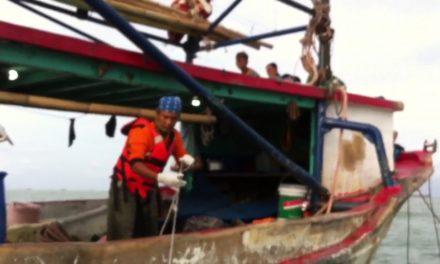 Pencarian Korban Kecelakaan Kapal Sinar Laut H+5, Nelayan asal Indramayu Ditemukan Tewas