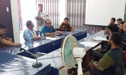 Merasa Ada Ketimpangan Hukum, Warga Desa Jayasari Ngadu ke Inspektorat Pangandaran