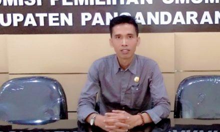 KPU Pangandaran Butuhkan 9.450 KPPSuntuk Pemilu 2019