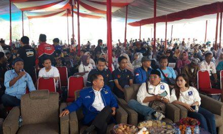 Prabowo Gagal Datang, Pendukung di Sumedang Gigit Jari