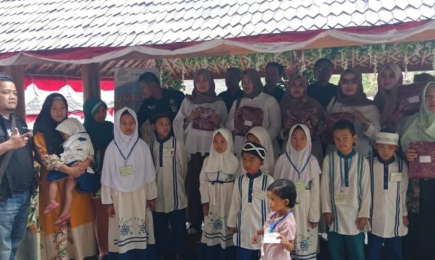 Anak Yatim Athifah Garut Sekarang Bisa Sekolah hingga ke Universitas, Gratis