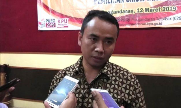 Dianggap Tidak Memenuhi Syarat, KPU Pangandaran Hapus 805 Calon Hak Pilih