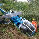 Helikopter Jatuh di Tasikmalaya, Ini Nasib Awak Pesawat