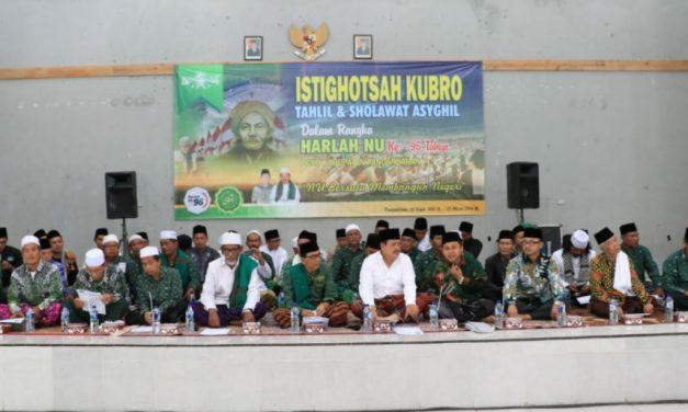 Warga Pangandaran Diminta Undang Mubalig Paham NU pada Peringatan Hari Besar Islam