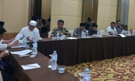 DPRD Pangandaran Bahas 6 Raperda Inisiatif 2019