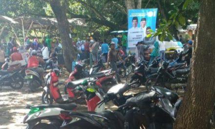 Tak Kantongi Izin, Kampanye Tim Relawan 01 di Pangandaran Dibubarkan Bawaslu