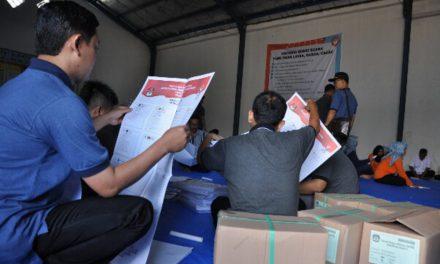 KPU Kota Banjar Masih Kekurangan Susu dan Kotak Suara