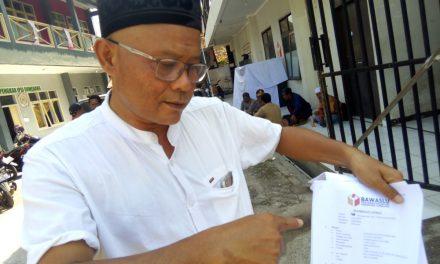 Caleg PPP Laporkan Kecurangan Pemilu di Cilengkrang Sumedang
