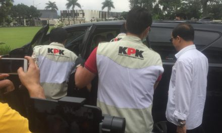 KPK Langsung Bawa Walikota Tasikmalaya ke Jakarta