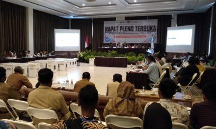KPU Pangandaran Targetkan Rapat Pleno Pemilu 2019 Rampung 3 Hari