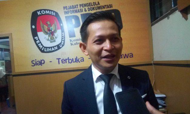 Jaga Stamina Hindari Capek, Hari Ini KPU Sumedang Hanya Rampungkan 11 Kecamatan