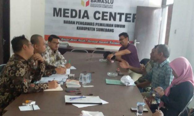 Caleg Gerindra Laporkan Rekan Separtainya di Dapil 4 Sumedang ke Bawaslu