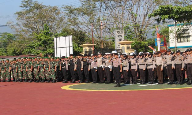 Antisipasi Pergerakan Massa di Sumedang, Personel Gabungan Prioritaskan Pengamanan 3 Titik