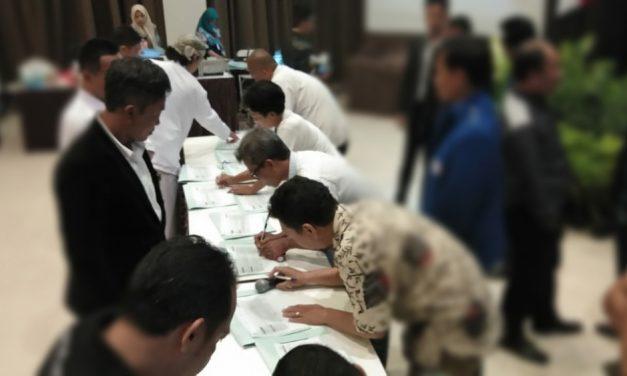Di Pangandaran, Capres 01 Jokowi-Amin Menang Telak