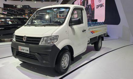DFSK Super Cab, Hadir untuk Penuhi Kebutuhan Komersial Masyarakat Indonesia