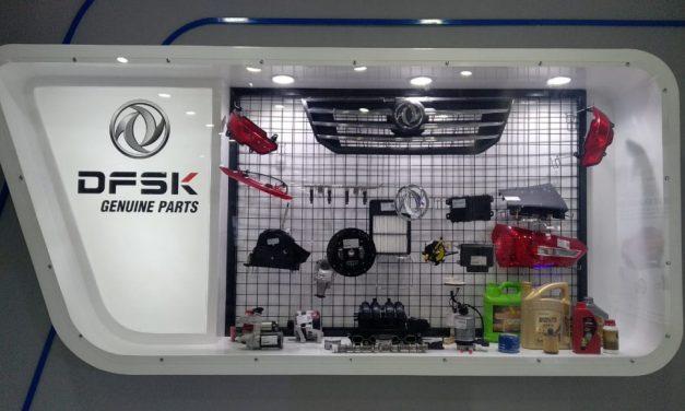 DFSK Jamin Ketersediaan Suku Cadang Semua Unit Kendaraan