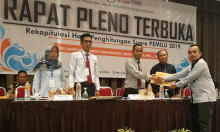 KPU Pangandaran Klaim Semua Pihak Legowo Hasil Pemilu 2019
