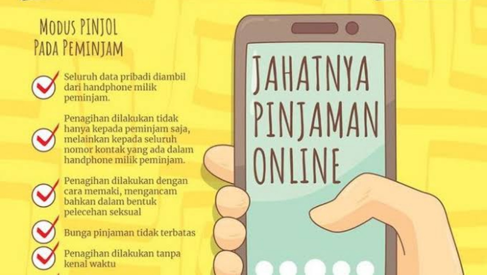 Ini Daftar 231 Pinjaman Online Ilegal Waspada Jika Tak Ingin