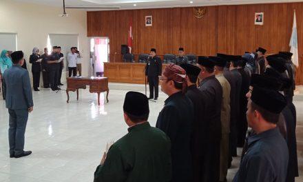 Bupati Jeje: Pejabat Pangandaran Asal Ciamis Jangan PJKA