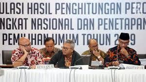 Rekapitulasi Pilpres 2019 Tuntas, Jokowi Kuasai 21 Provinsi