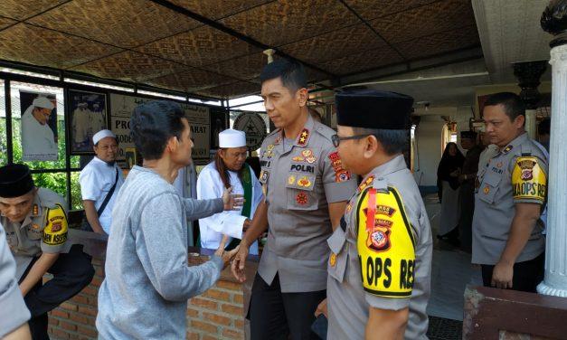 Kapolda Pastikan FPI Jawa Barat Siap Terima Hasil Keputusan MK