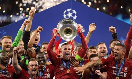 Liga Champions 2018/2019: Liverpool Juaranya, Congrats!
