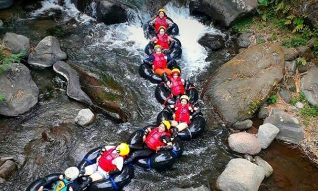 Libur Lebaran Tiba, ke River Tubing Cikadongdong Majalengka Yuk!