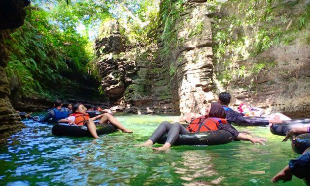 Santirah River Tubing, Surga Wisata yang Tersembunyi di Pangandaran