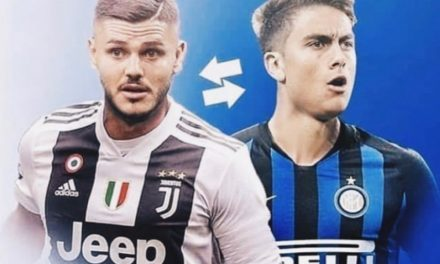 Sarri Latih Juventus, Icardi-Dybala Segera Bertukar Kostum