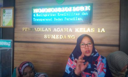 Tanggapi Calo Perceraian di Sumedang, Juju: Tidak Ada Jalur Belakang, Laporkan Jika Ada Oknum