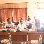 Raperda Penginapan Pemda Hasil Evaluasi Gubernur Dibahas DPRD Pangandaran