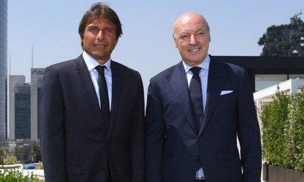 Konferensi Pers Inter Milan, Conte: Kami Ingin Buat Interisti Bangga